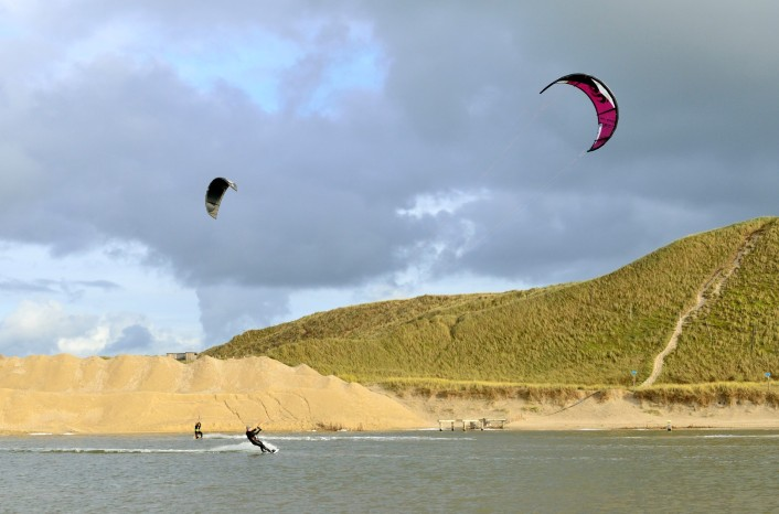 kitesurfcamp noord holland